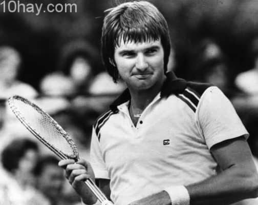 No 8. Jimmy Connors