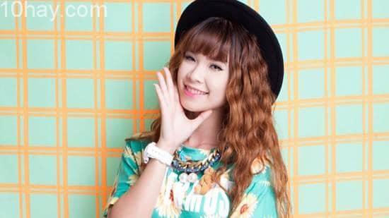 nữ ca sĩ xinh đẹp nhất showbiz Việt