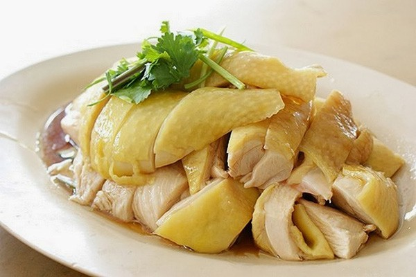 thực phẩm kiêng kỵ thịt gà