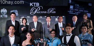 Krung Thai Bank là một trong những tập đoàn lớn nhất Thái Lan