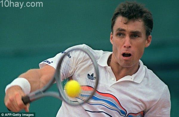 No 7. Ivan Lendl