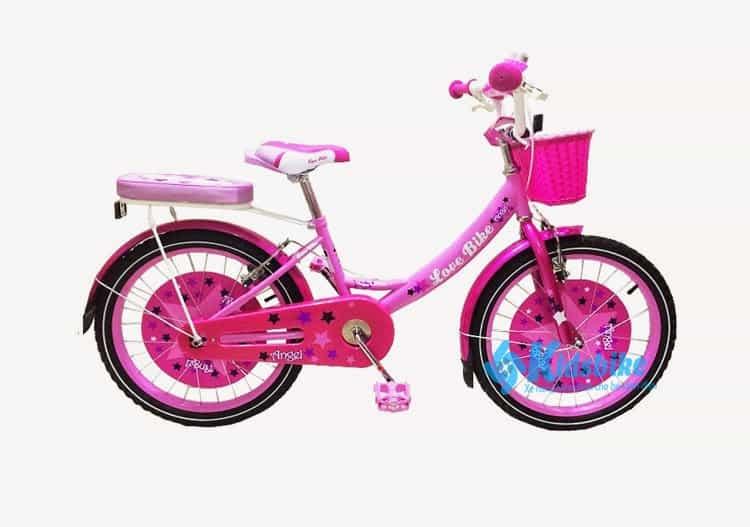 Xe đạp trẻ em Love
