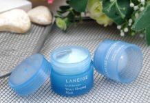thương hiệu mỹ phẩm Laneige