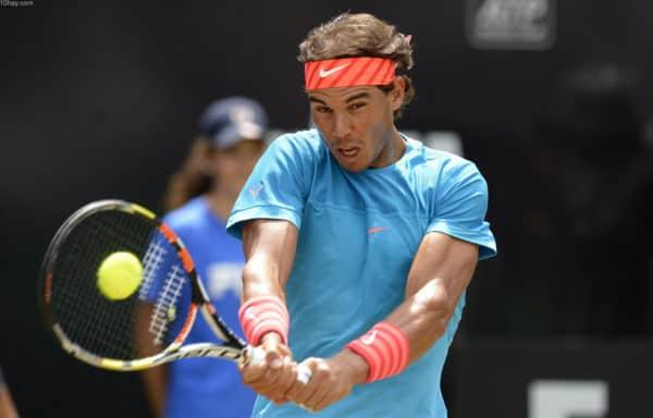 No 2. Rafael Nadal