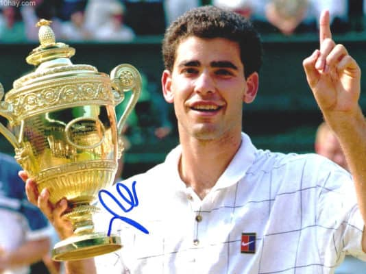 No 3. Pete Sampras