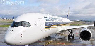Singapore Airlines tập đoàn lớn nhất Singapore 2017