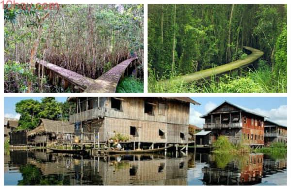 địa điểm du lịch nổi tiếng tại Long An