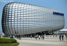 tập đoàn lớn nhất Hàn Quốc
