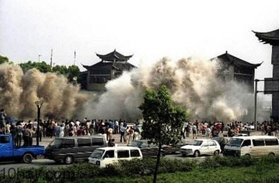 Top 10 thảm họa thiên nhiên kinh hoàng nhất trong lịch sử nhân loại