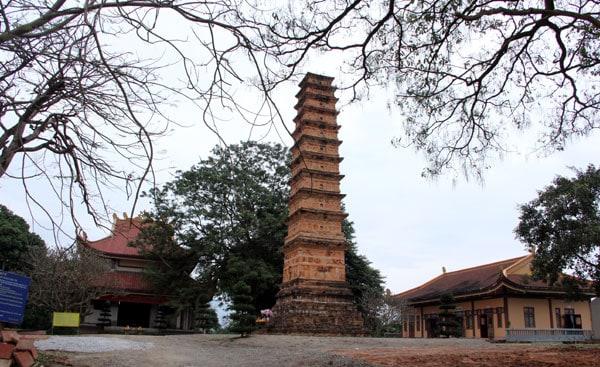 địa điểm du lịch nổi tiếng tại Vĩnh Phúc