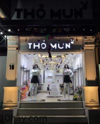 địa chỉ bán quần áo nữ