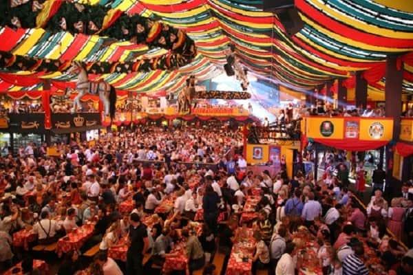 lễ hội bia