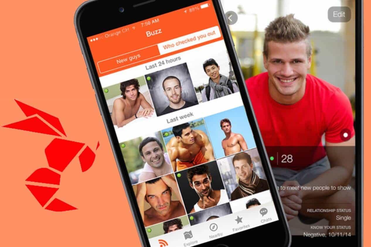 Ứng dụng hẹn hò tìm bạn gay