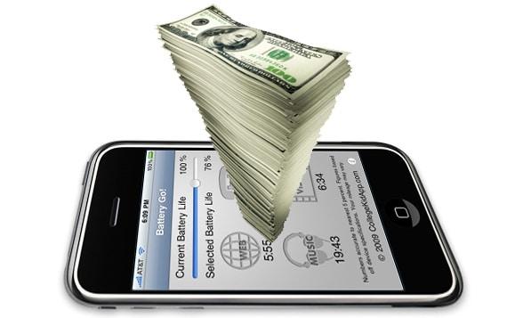 ứng dụng kiếm tiền, kiếm thẻ cào trên Android
