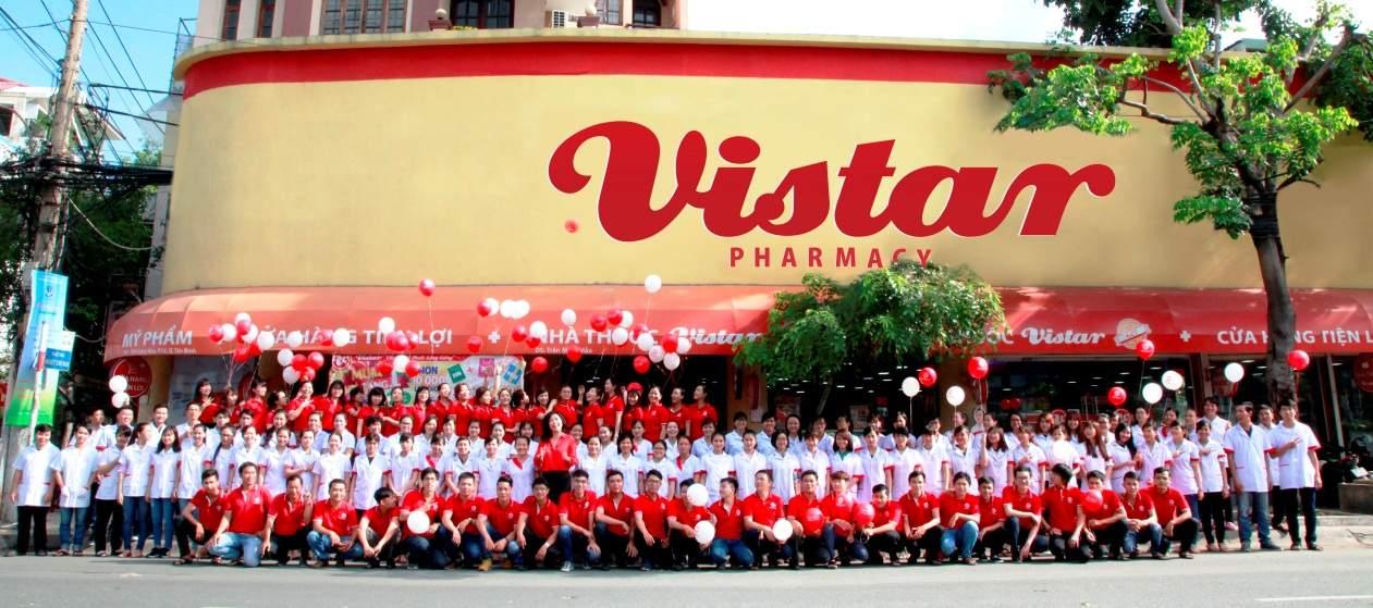 Cửa hàng tiện lợi Vistar
