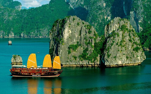 vịnh biển đẹp nhất thế giới