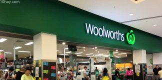tập đoàn lớn nhất Australia Woolworths