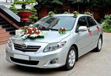dịch vụ cho thuê xe hoa giá rẻ tại TPHCM