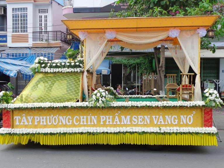 dịch vụ tang lễ trọn gói tại Hà Nội