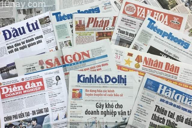 Vnexpress là báo điện tử được nhiều người đọc nhất