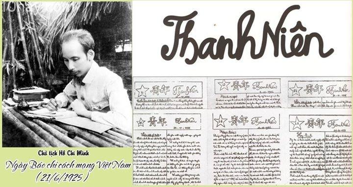 Ngày báo chí Việt Nam 21/6