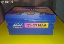 Sinh nhật Lazada 2017