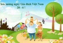 Ngày gia đình Việt Nam 28/6 ý nghĩa và lịch sử