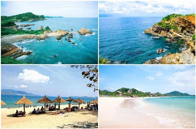 đảo du lịch nổi tiếng tại Việt Nam