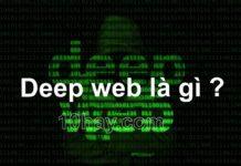 Thực chất deep web là gì?