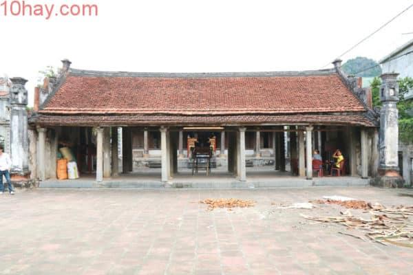 địa điểm du lịch nổi tiếng tại Hưng Yên