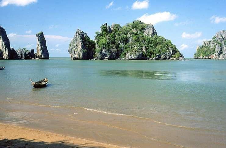 địa điểm du lịch nổi tiếng tại Kiên Giang