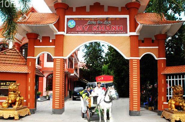 địa điểm du lịch nổi tiếng tại Tây Nam Bộ