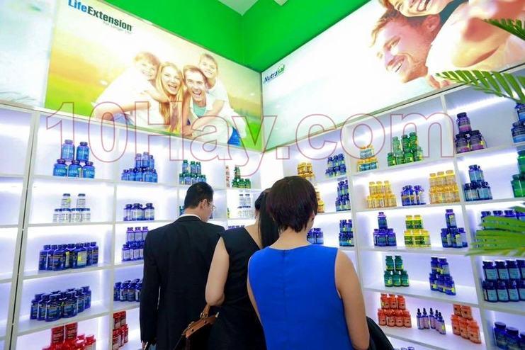 Top 10 cửa hàng thực phẩm chức năng ở Hà Nội