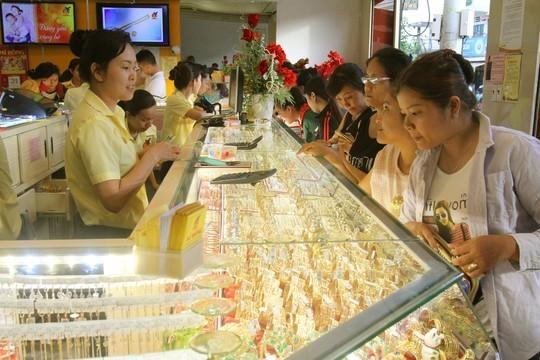 tiệm vàng bạc lớn nhất ở TPHCM