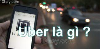 Uber là gì?