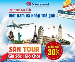 Viettravel là công ty du lịch lớn nhất Việt Nam