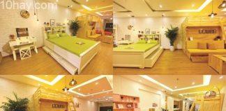 showroom nội thất đa phong cách tại TPHCM