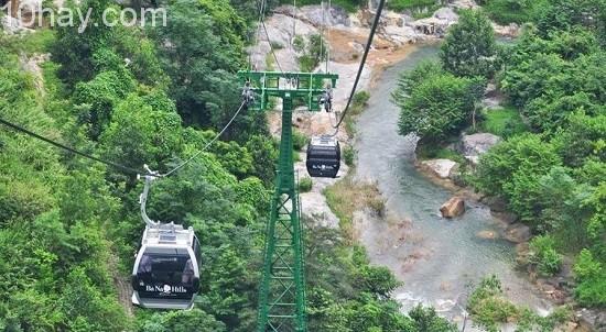 Cáp treo núi Tà Cú- Phan Thiết