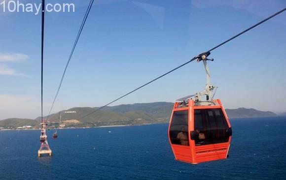 Cáp treo Hồ Mây- Vũng Tàu