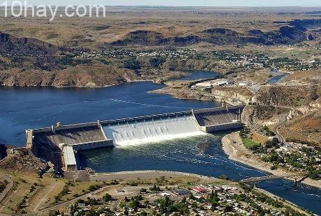 Công trình nhà máy thủy điện tại Mỹ