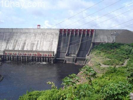 Công trình thủy điện lớn nhất thế giới Guri- Venezuela