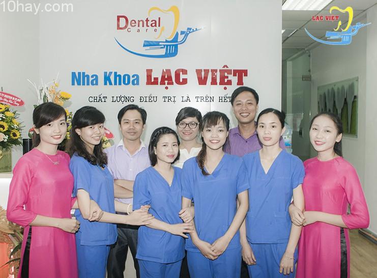 Trung Tâm Nha Khoa Lạc Việt