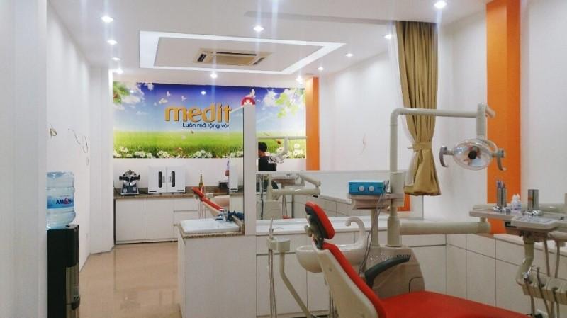 Trung tâm Nha Khoa Medita
