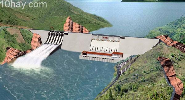 Nhà máy thủy điện Đông Phù Yên- Sơn La