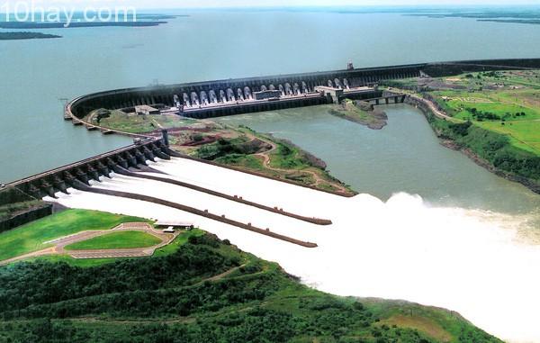 nhà máy thủy điện lớn nhất thế giới