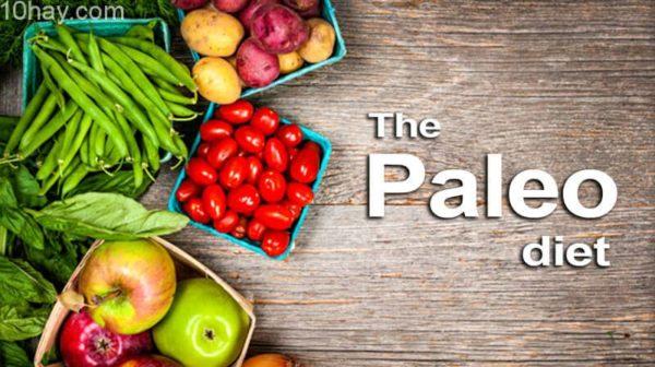 """Thực phẩm cho """"chế độ ăn Paleo"""