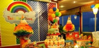 dịch vụ tổ chức sinh nhật chuyên nghiệp tại TPHCM