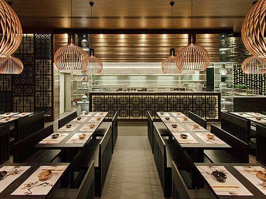 Dịch vụ thiết kế quán cafe, nhà hàng tại Hà Nội