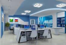 dịch vụ thiết kế nội thất văn phòng ở TPHCM