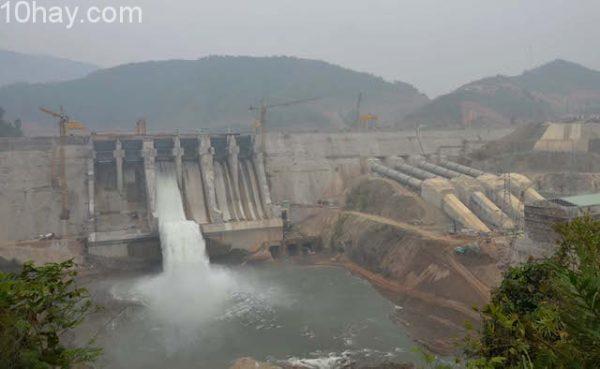 Nhà máy thủy điện Bác Ái- Ninh Thuận